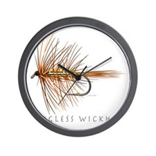 Wingless Wickham_1 Wall Clock