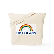 DOUGLASS (rainbow) Tote Bag