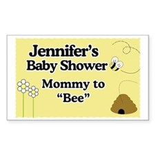 Mommy to Bee Yard sign Decal
