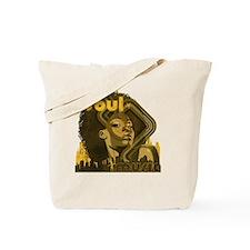 Soul Music - Olive Tote Bag