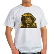 Soul Music - Olive T-Shirt