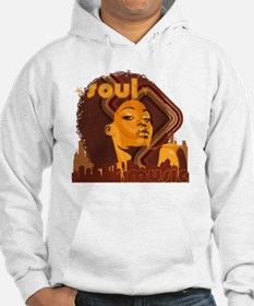 Soul Music - Orange Hoodie