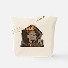 Soul Music - Cinder Tote Bag