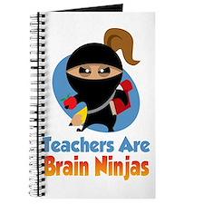 Teachers-Are-Brain-Ninjas-blk Journal