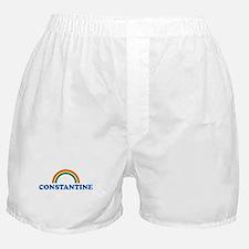 CONSTANTINE (rainbow) Boxer Shorts