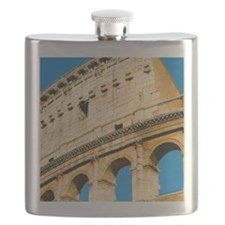 Colosseum Flip Cover Flask