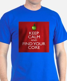 Pilates Find Your Core T-Shirt