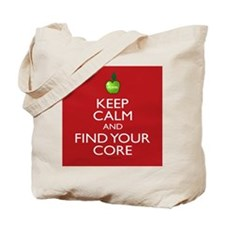 Pilates Find Your Core Tote Bag
