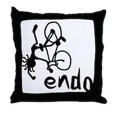 Endo_Stick_guy2 Throw Pillow