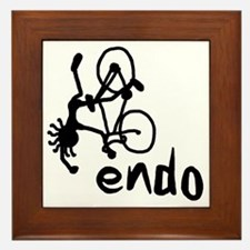 Endo_Stick_guy2 Framed Tile