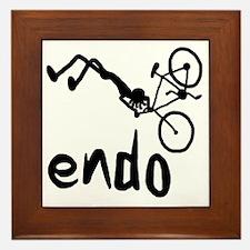 Endo_Stick_figure Framed Tile