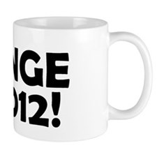 CHENGE in 2012 BLACK SHOULDER Mug