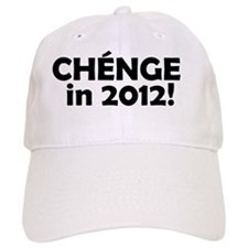 CHENGE in 2012 BLACK SHOULDER Baseball Cap