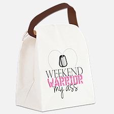 weekendwarrior Canvas Lunch Bag