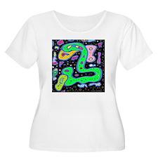 Giddy Snake T T-Shirt
