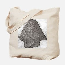 Projectile Point Tote Bag