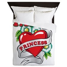 italian princess Queen Duvet