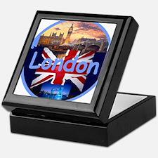 LONDON Keepsake Box