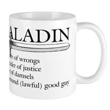Paladin - Righter of wrongs Defender of Mug
