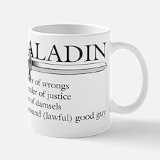 Paladin - Righter of wrongs Defender of Mug