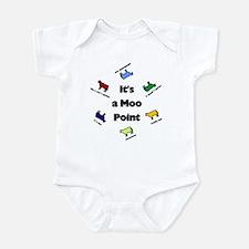 It's a Moo Point Infant Bodysuit