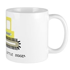 little digger Mug
