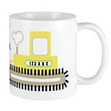 little digger baby hat Mug