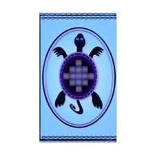 Courageous Turtle_journal Decal