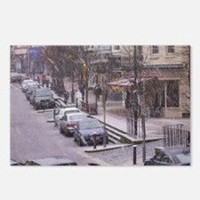 Snow Tunbridge Wells Postcards (Package of 8)