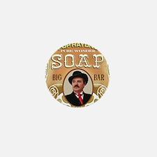 Wonder Soap Mini Button
