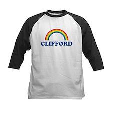 CLIFFORD (rainbow) Tee