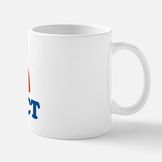 BENEDICT (rainbow) Mug