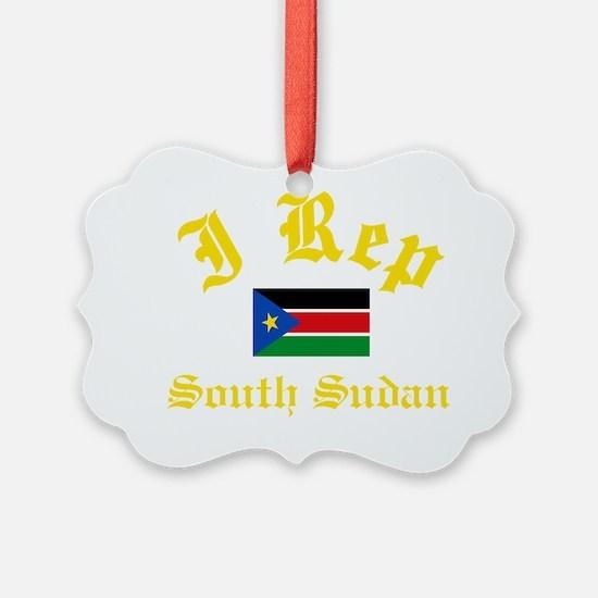 south-sudan-rep1 Ornament