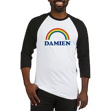 DAMIEN (rainbow) Baseball Jersey