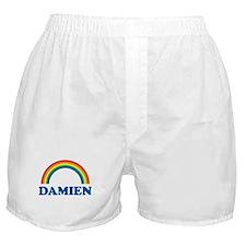 DAMIEN (rainbow) Boxer Shorts