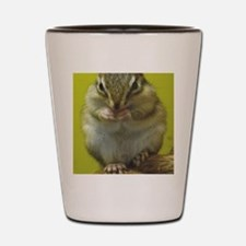 chipmunk 9x12 Shot Glass