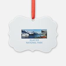 glaciertran Picture Ornament
