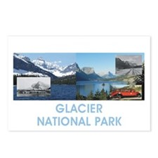 glaciertran Postcards (Package of 8)