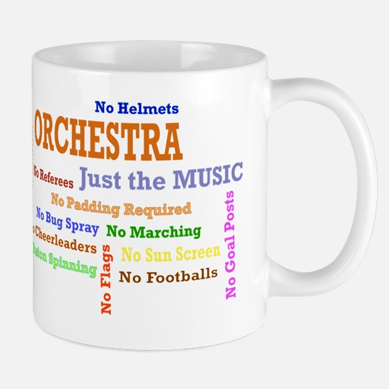 orch_just_the_music Mug