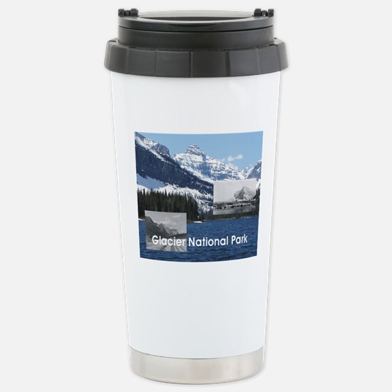 glacier1b Stainless Steel Travel Mug