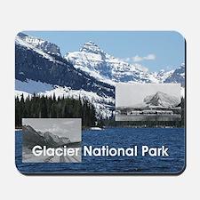 glacier1b Mousepad