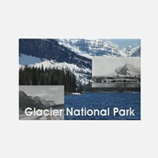 glacier1b Rectangle Magnet
