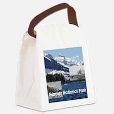 glacier1b Canvas Lunch Bag