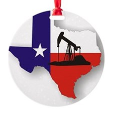 Texas Ornament