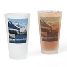glacier1b Drinking Glass
