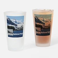 glacier1b Drinking Glass