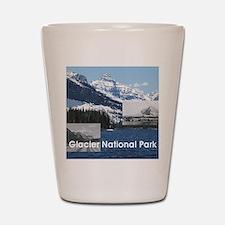 glacier1b Shot Glass