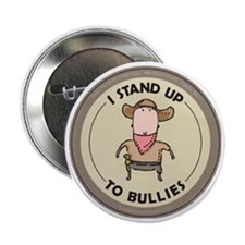 "bully magent 2.25"" Button"