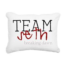 seth Rectangular Canvas Pillow