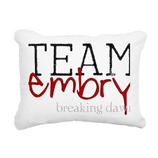embry Rectangular Canvas Pillow